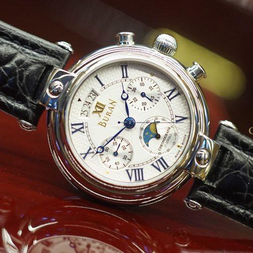 Đồng hồ Nga Buran Chronograph Limited