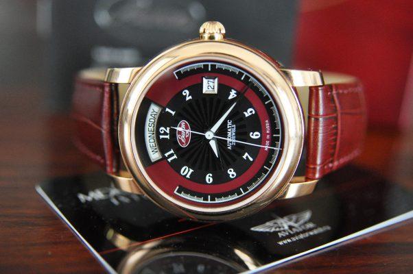 Lịch sử đồng hồ Buran